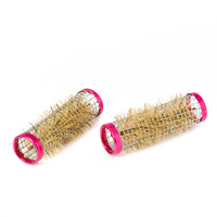 Wire Curlers 18x63 12/1 Rose