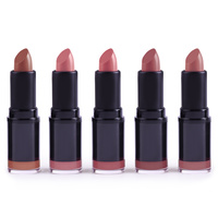 Set Lipstick REVOLUTION PRO Collection Matte Nude 5x3.2g