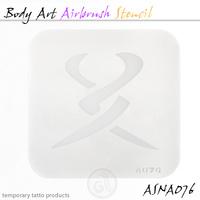 Body Art Stencils ASN-BMA-A076