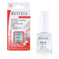 Complex for Brittle and Broken Nails REVUELE Therapy S.O.S. Complex 10ml