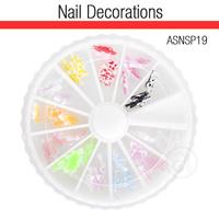 Nail Art Kit 3D Flowers ASNSP19