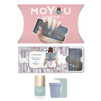 Stamping set MOYOU Literature