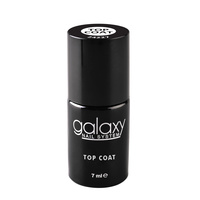Top Coat GALAXY LED/UV Hybrid gel 7ml