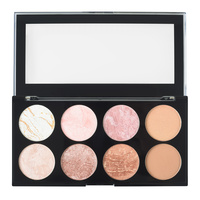 Paleta rumenila i bronzera MAKEUP REVOLUTION Ultra Blush Golden Sugar 13g
