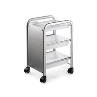 Cosmetic trolley DP5101 with three shelves