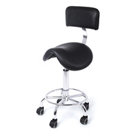 Technician Chair DP9938 with Anatomic Seat and Adjustable Height