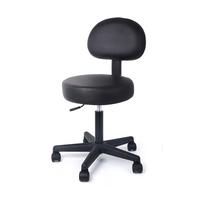 Pomoćna radna stolica MS01 sa naslonom za leđa i podešavanjem visine