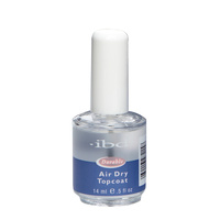 Brzosušeći završni sjaj IBD Air Dry Top Coat 14ml