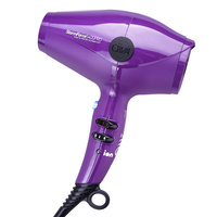 Hair Dryer Storm Force 5400 PRO Diva 2400W With Negative Ion Technology Purple