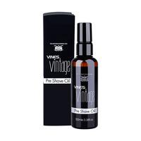 Vintage Pre Shave Oil 100ml