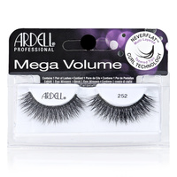 Strip Eyelashes ARDELL Mega Volume 252