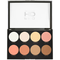 Paleta za konturisanje Pro HD MAKEUP REVOLUTION Mega Matte Amplified 32g