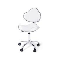Pomoćna radna stolica DP9933 sa naslonom za leđa i podešavanjem visine