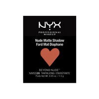 Nude Matte Pro Shadow Refills NYX Professional Makeup NMSS 1.5g