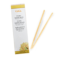 Wooden Wax Applicators GIGI Small 100/1
