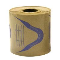 Samolepljivi papirni šabloni za izlivanje noktiju u rolni IBD 250/1