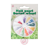 Perle za Nail Art u setu  PBOX4