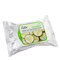 Makeup Remover Cleansing Tissues CALA Cucumber 30pcs