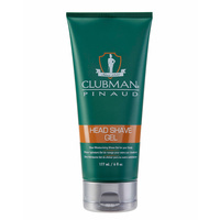 Head Shave Gel CLUBMAN 177ml