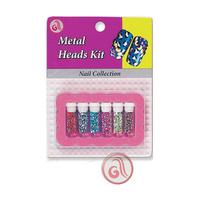 Metalne nitne za Nail Art MET01