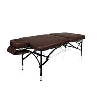 Cosmetic bed foldable portable Caroline twopiece multipurpose