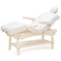 Kozmetički krevet za masažu, depilaciju i tretmane Archer Deluxe četvorodelni multifunkcionalni sa podešavanjem visine