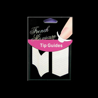 French manicure Tip Guides FRMA2