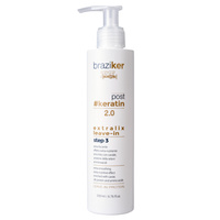 Leave in Conditioner 3ME BRAZIKER Extralix 200ml