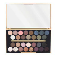 Paleta senki za oči MAKEUP REVOLUTION Fortune Favours the Brave 16g