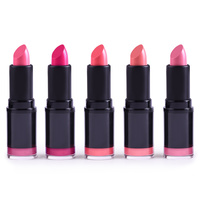 Set Lipstick REVOLUTION PRO Collection Pinks 5x3.2g