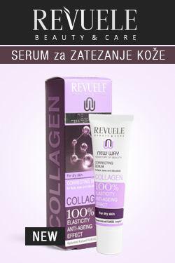 korektivni serum za zatezanje kože
