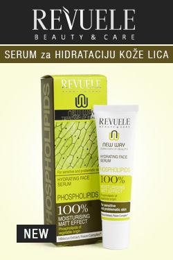 serum sa fosfolipidima za hidrataciju kože lica