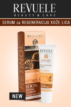 serum sa retinolom za regeneraciju kože lica